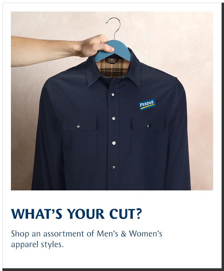 Shop Ladies & Men's Styles